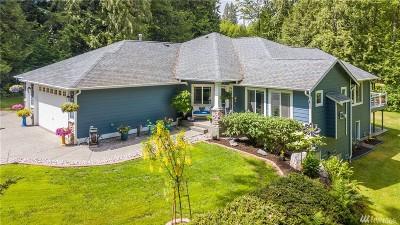 Marysville Single Family Home For Sale: 1227 140th St NE