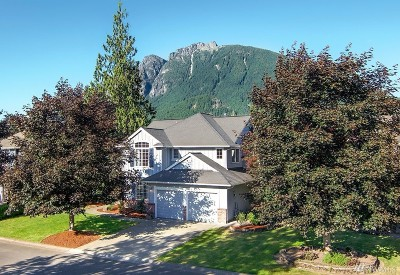 North Bend WA Single Family Home Contingent: $715,000