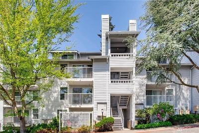 Bellevue Condo/Townhouse Sold: 4106 Factoria Blvd SE #C212
