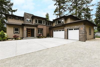 Bothell Single Family Home For Sale: 4727 169th St SE
