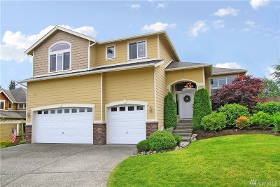 Stanwood Single Family Home For Sale: 7300 282nd Place NW