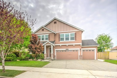 Stanwood Single Family Home For Sale: 6920 285th St NW