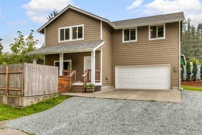 Carbonado Single Family Home For Sale: 514 Vine St