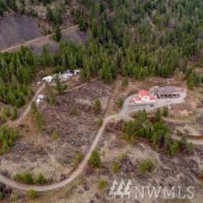 Wenatchee Single Family Home For Sale: 5574 Big Springs Ranch Rd