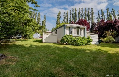 Blaine Single Family Home Sold: 5174 Anderson Rd