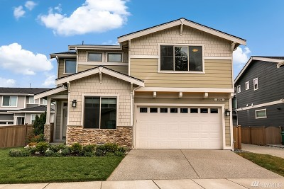 Everett Single Family Home For Sale: 3629 130th Place SE #26