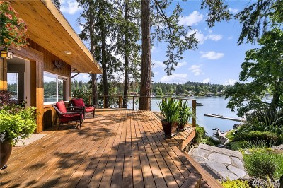 Gig Harbor Single Family Home For Sale: 233 Raft Island Dr NW