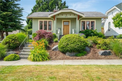 Bellingham Single Family Home Pending BU Requested: 2301 H St