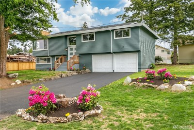 Edmonds Single Family Home For Sale: 17439 69th Place W