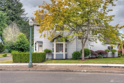 Olympia Single Family Home For Sale: 5641 Devonshire St SE