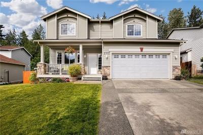 Bellingham Single Family Home For Sale: 3717 Woodlake Rd
