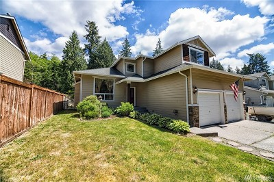 Stanwood Single Family Home For Sale: 13827 NW 76th Ave NW