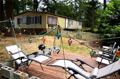 Gig Harbor Single Family Home For Sale: 8602 66th Ave NW