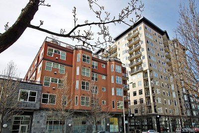 Condo/Townhouse Sold: 2607 Western Ave #711