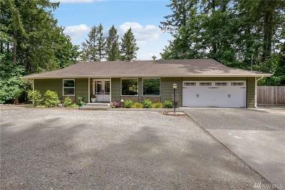 Auburn Single Family Home For Sale: 16524 SE Auburn Black Diamond Rd