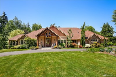 Maple Valley Single Family Home For Sale: 28224 SE 204th St