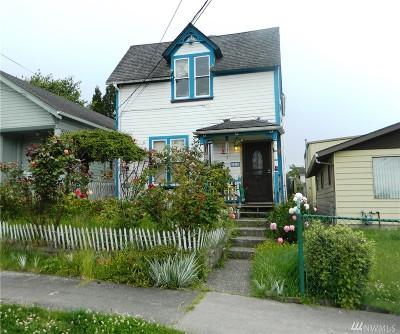 Everett Single Family Home For Sale: 2617 Harrison Ave