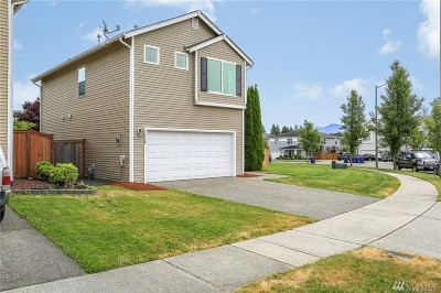 Monroe Single Family Home For Sale: 14149 Springbrook Rd SE
