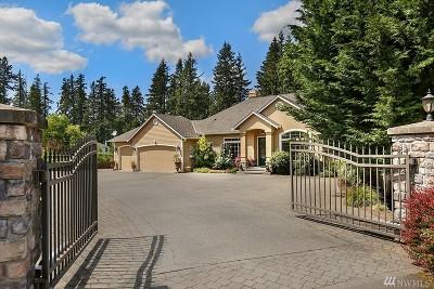Auburn Single Family Home For Sale: 33519 161st Lane SE