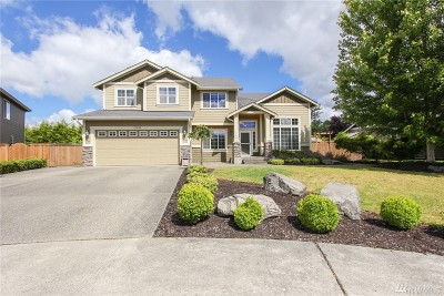 Puyallup Single Family Home For Sale: 17218 134th Av Ct E