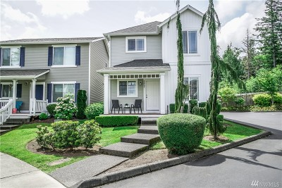Snoqualmie Single Family Home For Sale: 33707 SE Tibbits St #11