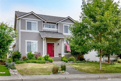 Bonney Lake Single Family Home For Sale: 17918 Panorama Blvd E