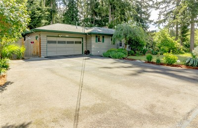 Federal Way Single Family Home For Sale: 35786 27th Ave S
