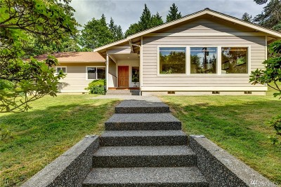 Bellingham Single Family Home Sold: 824 Yew St