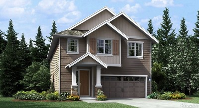 Bothell Single Family Home For Sale: 4414 235th Place SE #255