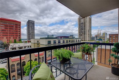Condo/Townhouse Sold: 2100 3rd Ave #702