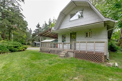 Edgewood Single Family Home For Sale: 12312 25th St E