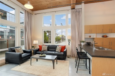 Condo/Townhouse Sold: 401 9th Ave N #412