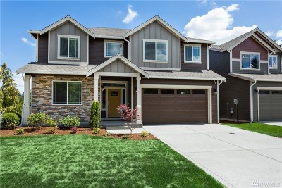 Puyallup Single Family Home For Sale: 12019 92nd Av Ct E