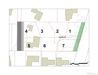 Bellevue Residential Lots & Land For Sale: 1860 140th Ave SE
