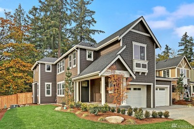 Bothell Single Family Home For Sale: 3318 238th Place SE
