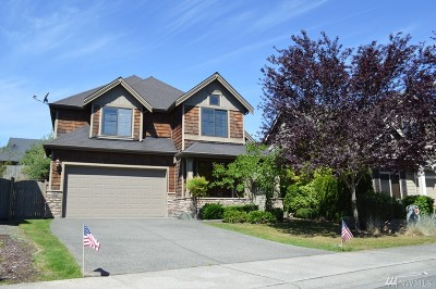 Single Family Home For Sale: 1029 NE 235th Pl Place NE