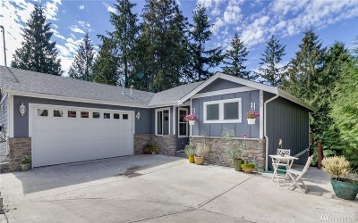 Lake Tapps Single Family Home For Sale: 2512 179th Ave E