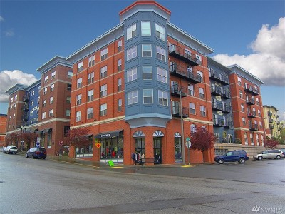 Bellingham Condo/Townhouse For Sale: 910 Harris Ave #106