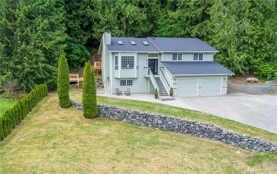Snohomish Single Family Home For Sale: 12428 182nd Ave SE