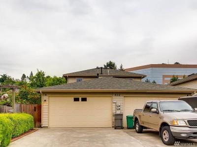 Renton Condo/Townhouse For Sale: 532 Williams Ave S #A