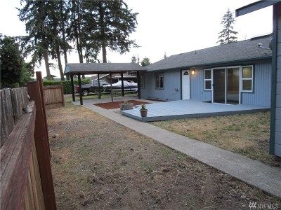 Belfair Single Family Home For Sale: 50 Boad Haven