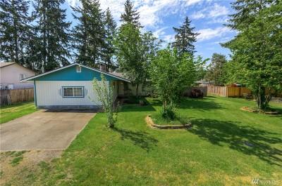 Tacoma Single Family Home For Sale: 1020 156th Ave E
