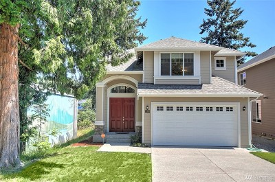 Tukwila Single Family Home For Sale: 11860 42nd Ave S