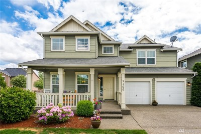 Lacey Single Family Home For Sale: 7106 Prism St SE