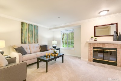Federal Way Condo/Townhouse For Sale: 1843 S 286th Lane #T-102