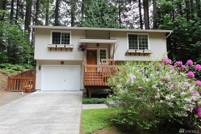 Bellingham WA Single Family Home For Sale: $297,900