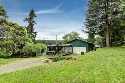 Snohomish Single Family Home For Sale: 15015 Tester Rd