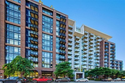 Condo/Townhouse For Sale: 2911 2nd Ave #408