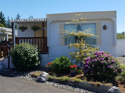 Bellingham Mobile Home For Sale: 1200 S Lincoln St S #292