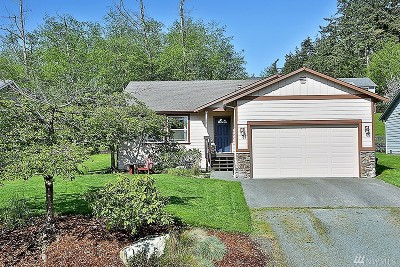 Freeland Single Family Home For Sale: 4808 Brittney Dr